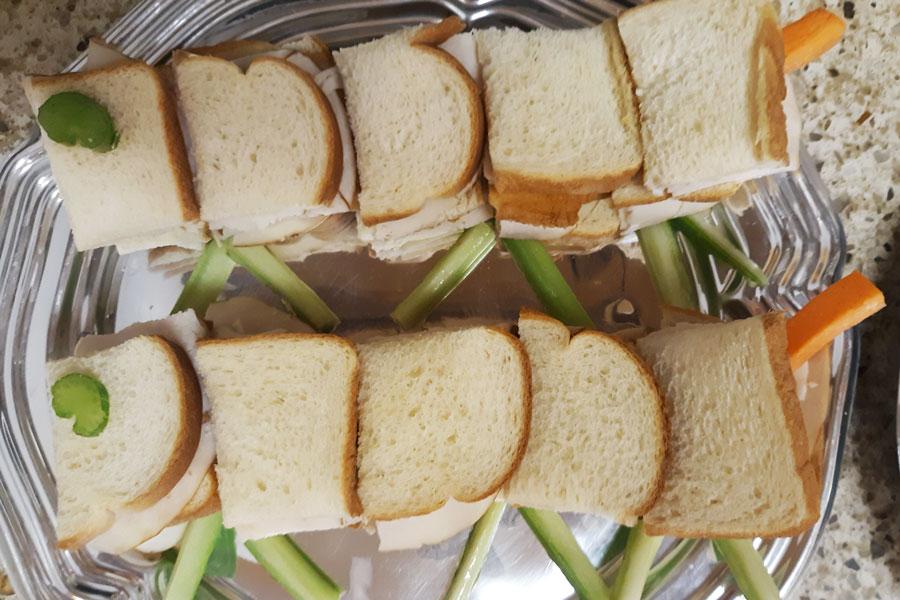 Half Sandwiches